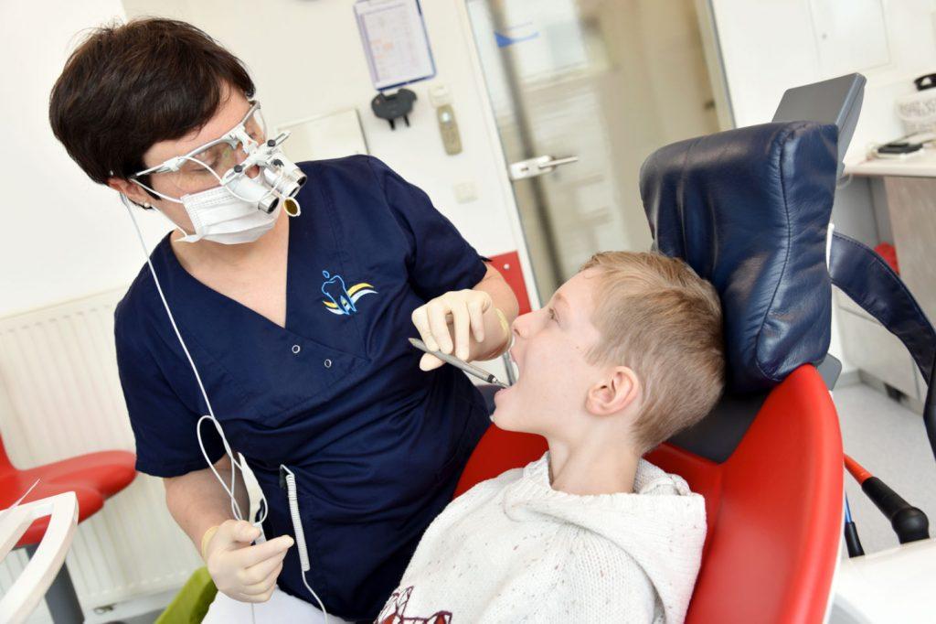 Kinder Zahnheilkunde